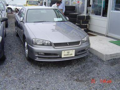 Nissan Skyline 2000 отзыв автора | Дата публикации 04.03.2007.