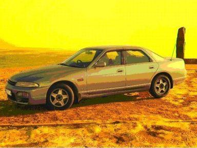 Nissan Skyline 1996 отзыв автора | Дата публикации 29.05.2007.