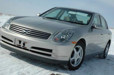 Nissan Skyline, 2002