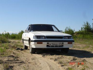 Nissan Skyline, 1989