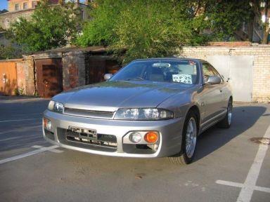 Nissan Skyline 1996 отзыв автора | Дата публикации 17.07.2007.