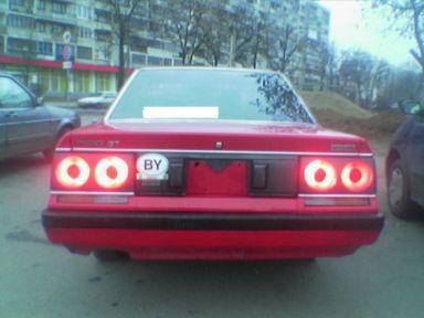 Nissan Skyline 1985 отзыв автора | Дата публикации 28.11.2007.
