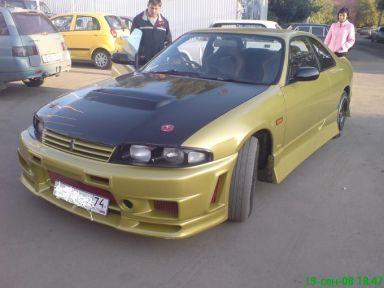 Nissan Skyline 1993 отзыв автора | Дата публикации 06.12.2008.