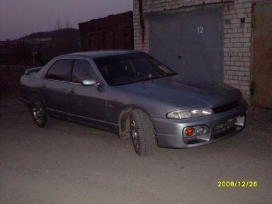 Nissan Skyline, 1997