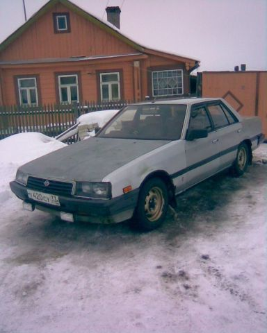 Nissan Skyline, 1985