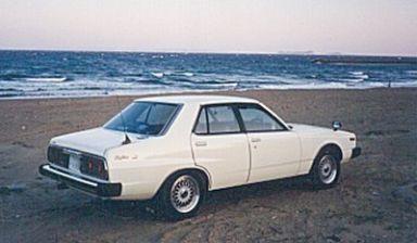 Nissan Skyline 1980 отзыв автора | Дата публикации 17.07.2003.