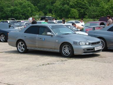 Nissan Skyline, 2000