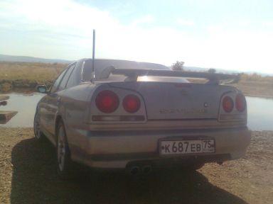 Nissan Skyline 1999 отзыв автора | Дата публикации 04.12.2010.