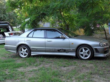 Nissan Skyline 2000 отзыв автора | Дата публикации 26.12.2010.