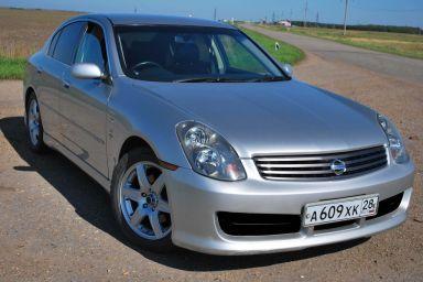 Nissan Skyline 2001 отзыв автора | Дата публикации 11.04.2011.