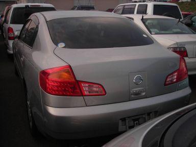 Nissan Skyline 2001 отзыв автора | Дата публикации 14.11.2011.