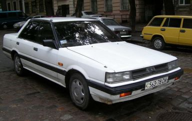 Nissan Skyline 1986 отзыв автора | Дата публикации 13.07.2004.