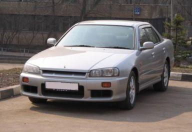 Nissan Skyline 1999 отзыв автора   Дата публикации 13.07.2005.