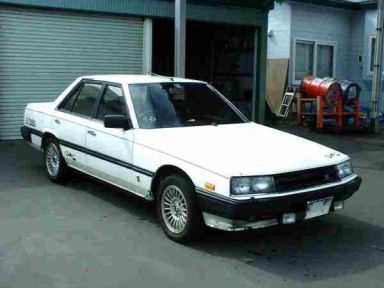 Nissan Skyline 1984 отзыв автора | Дата публикации 30.08.2005.