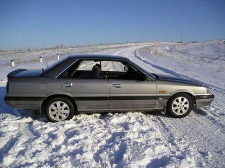 Nissan Skyline 1988 - отзыв владельца