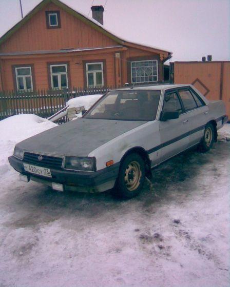 Nissan Skyline 1985 - отзыв владельца