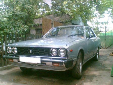 Nissan Skyline 1979 - отзыв владельца