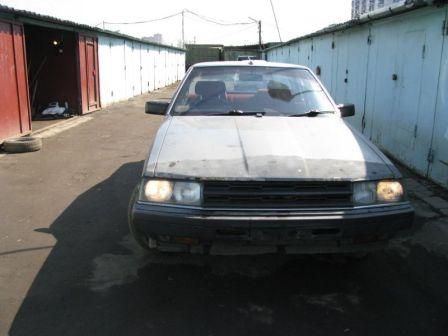 Nissan Skyline 1984 - отзыв владельца