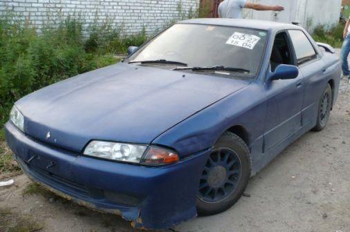 Nissan Skyline 1991 - отзыв владельца