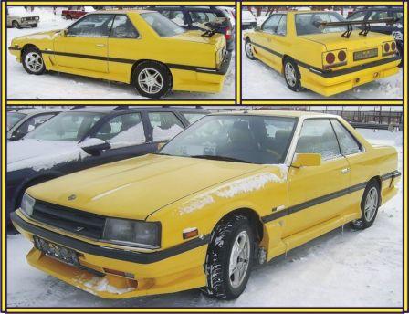 Nissan Skyline 1987 - отзыв владельца