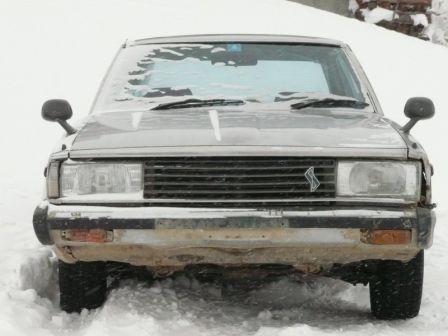 Nissan Skyline 1980 - отзыв владельца