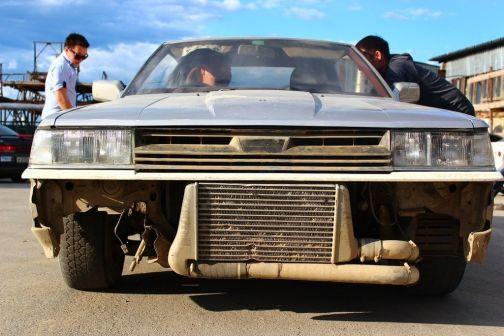 Nissan Skyline 1986 - отзыв владельца