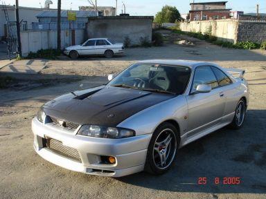 Nissan Skyline GT-R, 1995