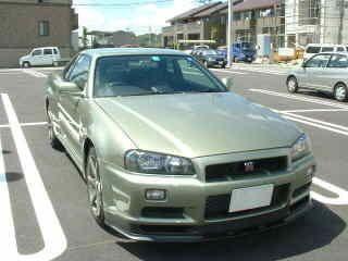 Nissan Skyline GT-R, 2001