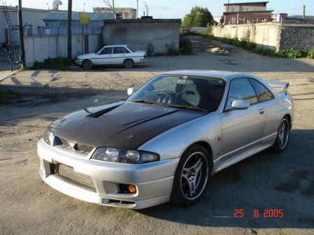 Nissan Skyline GT-R 1995 - отзыв владельца