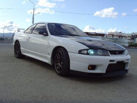 Nissan Skyline GT-R 1997 - отзыв владельца