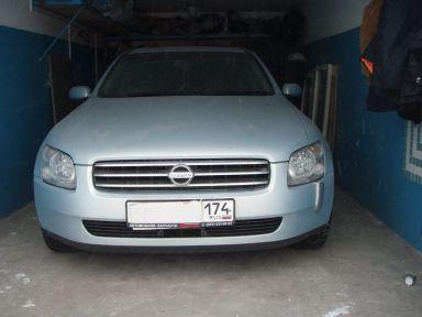 Nissan Stagea, 2002