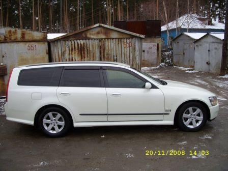 Nissan Stagea 2002 - отзыв владельца