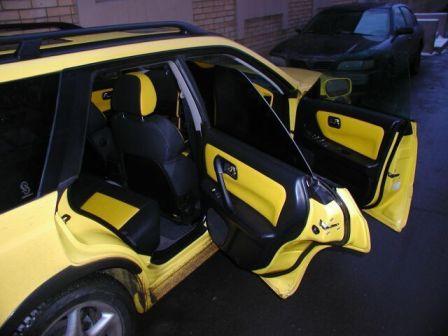 Nissan Stagea 1999 - отзыв владельца