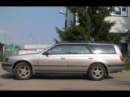 Nissan Stagea 1997 - отзыв владельца