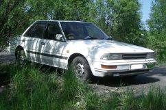 Nissan Stanza, 1986