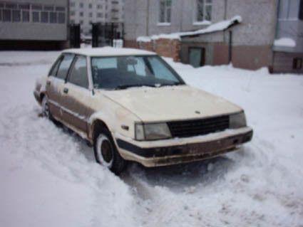 Nissan Stanza  - отзыв владельца