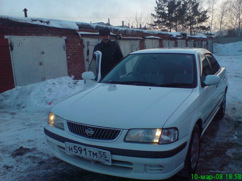 nissan sunny 2001 плюсы и минусы