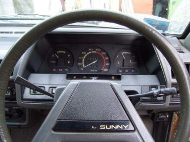 Nissan Sunny, 1983