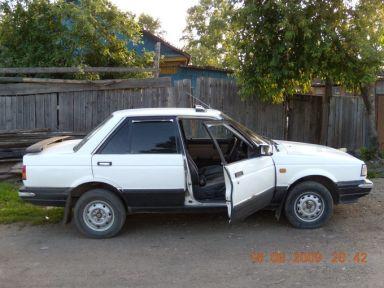 Nissan Sunny, 1987