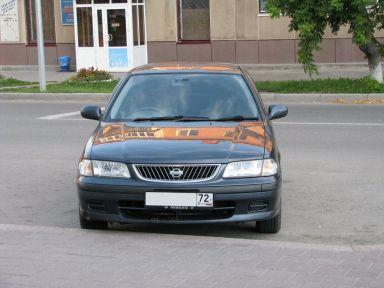 Nissan Sunny 1998 отзыв автора | Дата публикации 14.02.2010.