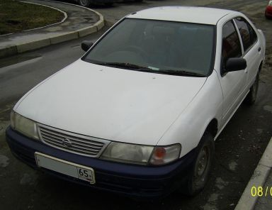 Nissan Sunny 1997 отзыв автора | Дата публикации 31.07.2010.