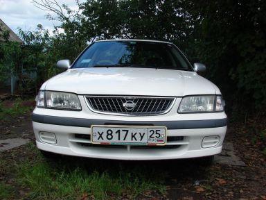 Nissan Sunny 1998 отзыв автора | Дата публикации 26.09.2010.