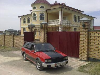 Nissan Sunny 1984 отзыв автора | Дата публикации 05.01.2011.