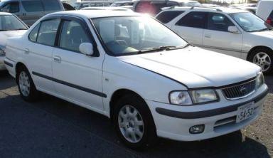 Nissan Sunny 2000 отзыв автора | Дата публикации 27.01.2011.