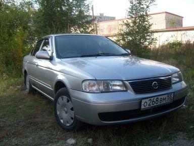 Nissan Sunny 2002 отзыв автора | Дата публикации 16.03.2011.