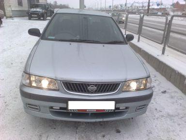 Nissan Sunny 1998 отзыв автора | Дата публикации 17.01.2012.