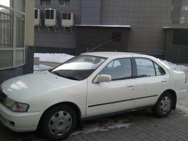 Nissan Sunny 1997 отзыв автора | Дата публикации 06.02.2012.