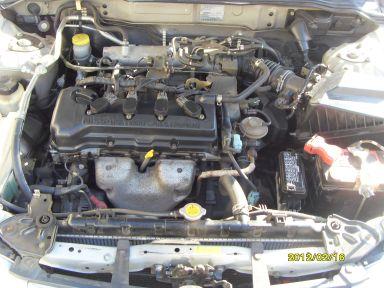 Nissan Sunny 2001 отзыв автора | Дата публикации 29.02.2012.