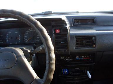 Nissan Sunny, 1990