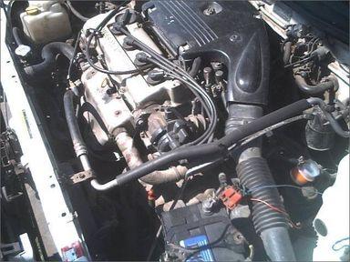 Nissan Sunny, 1991